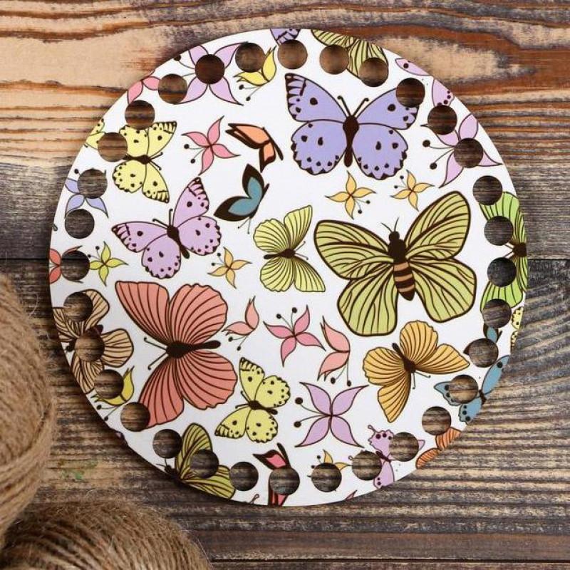 бабочки 15 см